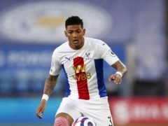 Patrick Van Aanholt remains absent (Andrew Boyers/PA)