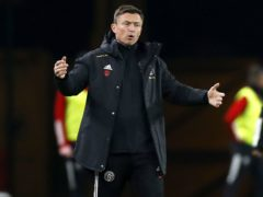 Paul Heckingbottom has been in temporary charge for two months now (Jason Cairnduff/PA)