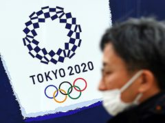 The Olympics are scheduled to start in late July (Eugene Hoshiko/AP)