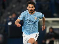 Manchester City's Ilkay Gundogan is fit for the Champions League final (Julien Poupert/PA Wire)