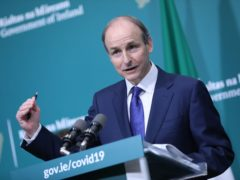 Taoiseach Micheal Martin has said no ransom will be paid (Julien Behal Photography/PA)