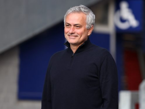 Jose Mourinho is to take over as the next head coach of Roma (Clive Brunskill/PA)
