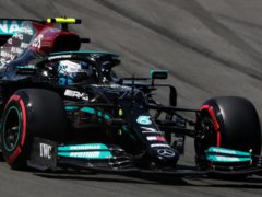 Valtteri Bottas beat Lewis Hamilton to pole (AP Photo/Manu Fernandez)