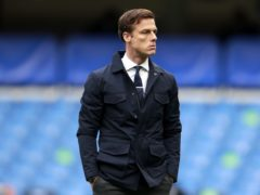 Scott Parker wanted Fulham to play on the front foot this season (Ian Walton/PA)