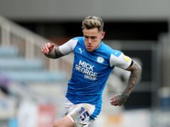 Peterborough midfielder Sam Szmodics has won a first call-up to the Republic of Ireland squad (Bradley Collyer/PA)