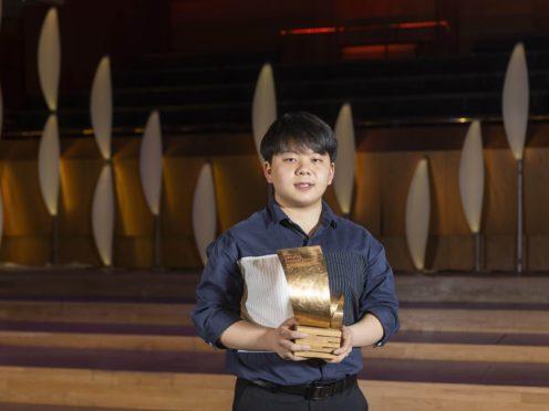 Fang Zhang (Fabio De Paola/PA)