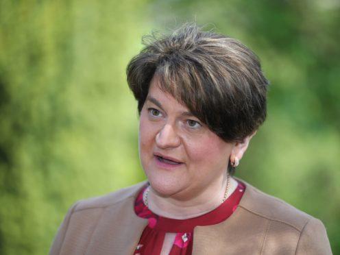Arlene Foster (PA)