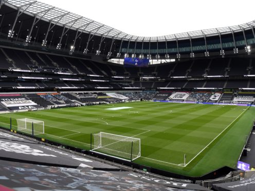 Tottenham's supporters group will meet with the club's board next week (Shaun Botterill/PA)