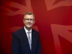Lagan Valley DUP MP Sir Jeffrey Donaldson (Liam McBurney/PA)