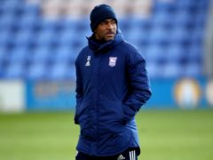 Kieron Dyer expects to see a different Ipswich next season (Nick Potts/PA)