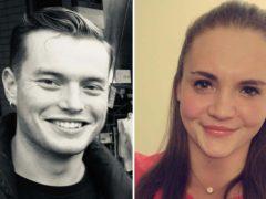 London Bridge terror attack victims Jack Merritt, 25, and Saskia Jones, 23 (PA)
