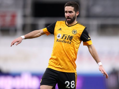 Joao Moutinho could return for Wolves this weekend (Alex Pantling/PA)