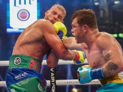Billy Joe Saunders suffered the first defeat of his professional career on Saturday night (Jeffrey McWhorter/AP)