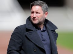Sunderland head coach Lee Johnson knows the hard work has only just started (Richard Sellers/PA)