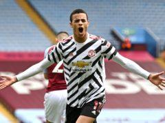 Mason Greenwood is loving life at United (Shaun Botterill/PA)