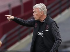 West Ham manager David Moyes (Andrew Couldridge/PA)