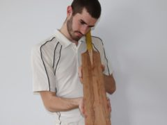 A Cambridge University study has suggested using bamboo in cricket bats is cheaper and more sustainable (University of Cambridge/PA)