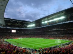 Scientists are to study the mechanisms of Covid-19 airborne transmission at the FA Cup Final at Wembley Stadium on Saturday (Matthew Baker/PA)