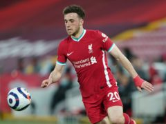 Liverpool manager Jurgen Klopp will make a late cal on the fitness of forward Diogo Jota (Peter Powell/PA)