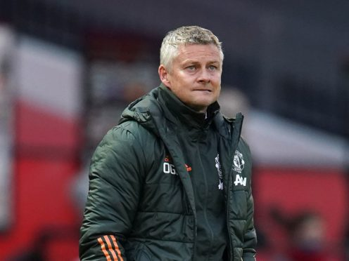 Ole Gunnar Solskjaer's Manchester United can secure second place with victory over relegated Fulham on Tuesday (Dave Thompson/PA)