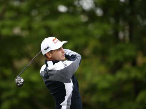 Austria's Matthias Schwab carded an opening 66 in the Betfred British Masters (Tim Goode/PA)