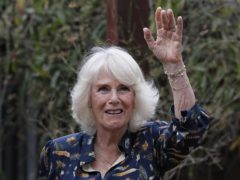 The Duchess of Cornwall (PA)