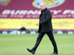 Sean Dyche insisted ambitions can come in different forms as he was asked about his Burnley future (Martin Rickett/PA)
