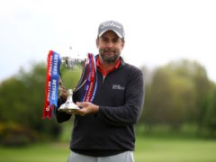 Richard Bland won on the European Tour for the first time at the 478th attempt (Tim Goode/PA)