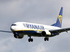 Air passengers will be hit by price hikes next year, the boss of Ryanair has warned (Niall Carson/PA)