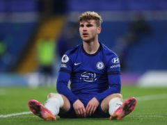 Timo Werner has branded this season the unluckiest of his career (Catherine Ivill/AP/PA)