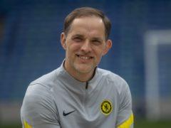 Thomas Tuchel does not fear the repercussions if Chelsea fail to reach next season's Champions League (Victoria Jones/PA)