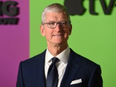 Tim Cook has denied that Apple's app store constitutes a monopoly for the company (Evan Agostini/Invision/AP)