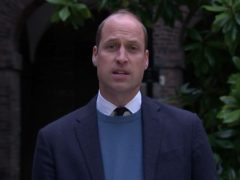 The Duke of Cambridge (ITN)