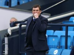 Tommy Wright has started the rebuild at Kilmarnock (Jeff Holmes/PA)