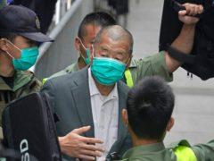 Democracy advocate Jimmy Lai (Kin Cheung/AP, File)