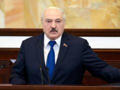 Alexander Lukashenko (BelTA Pool Photo/AP)