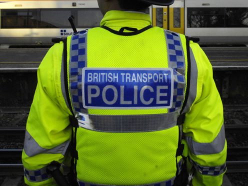 BTP say they are following a positive line of inquiry (Tim Ireland/PA)