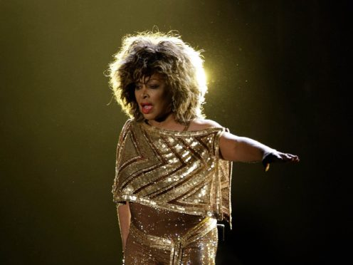 Tina Turner (Niall Carson/PA)