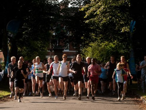 Parkrun has still not restarted despite outdoor sports being permitted since March 29 (Gareth Copley/PA)