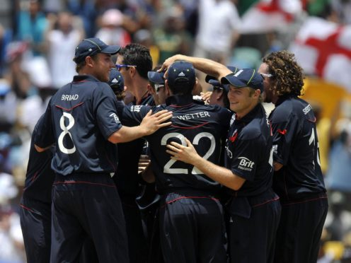 England claimed the world Twenty20 crown with victory over Australia in Barbados (Rebecca Naden/PA)