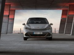 Cupra's Born is one of the latest EVs to be revealed