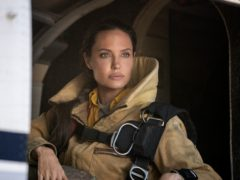 Angelina Jolie in Those Who Wish Me Dead (Warner Bros/PA)