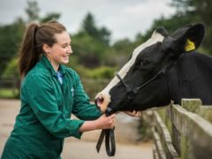 Scotland's Rural College, which already offers degrees in veterinary nursing, now plans to open a vet school (SRUC/PA)