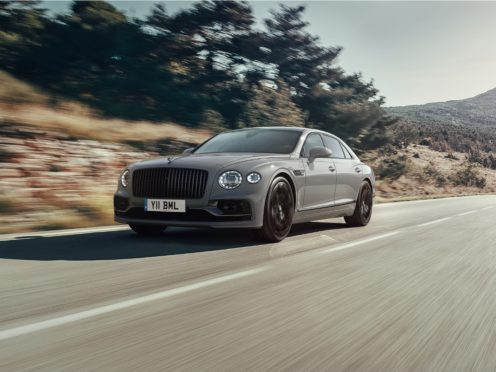 The Flying Spur's refinement has been given a boost