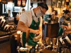Starbucks is creating 400 new jobs across the UK (Starbucks/PA)