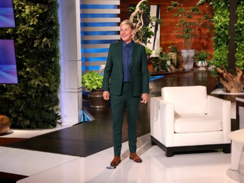 Ellen DeGeneres said the decision to end her chat show after 19 series was driven by 'instinct' (Michael Rozman/Warner Bros/PA)