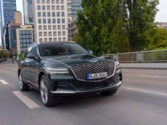 The larger GV80 looks to take advantage of the flourishing SUV segment