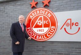 Aberdeen to commission statue in tribute to Gothenburg Great Sir Alex Ferguson
