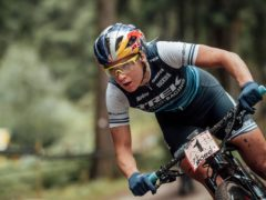 Evie Richards is battling for selection for the Tokyo Olympics (Bartek Wolinski/Red Bull handout)