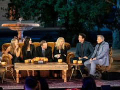 The long wait is almost over for fans of Friends with the highly anticipated reunion special set to arrive this week (Terence Patrick/HBO/PA)